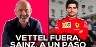 Sobre la salida de Vettel de Ferrari y el fichaje de Sainz - SoyMotor.com