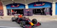 Red Bull: 'Filming day' en Turquía en busca de la velocidad perdida - SoyMotor.com