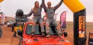 Queralto y Zemankova, dos aventureros y un sueño, el Dakar - SoyMotor.com