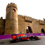 GP de Azerbaiyán F1 2018
