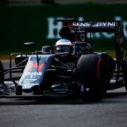 Alonso sólo pudo ser decimotercero hoy - LaF1