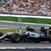 Rosberg ha logrado la Pole Position ante su afición - LaF1