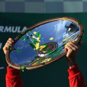 Trofeo del GP de Australia, ganado por Sebastian Vettel - SoyMotor.com