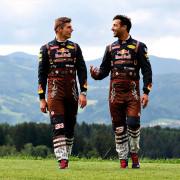 GP de Austria F1 2016: Viernes
