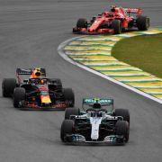 GP de Brasil F1 2018: Domingo