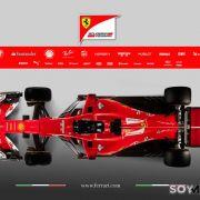 Ferrari SF70-H: las fotografías de la presentación - SoyMotor.com