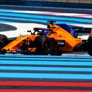 GP de Francia F1 2018: Viernes