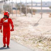 Kimi Räikkönen en Baréin - SoyMotor