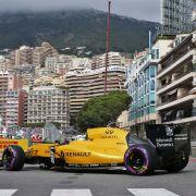 GP de Mónaco F1 2016: Jueves