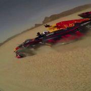 Todo por la ciencia: ¿Qué pasa si lanzas una GoPro desde un F1?
