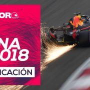 GP de China F1 2018 – Directo clasificación