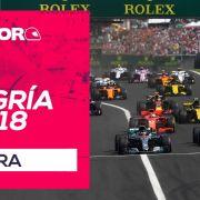 GP de Hungría F1 2018 – Directo carrera