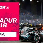 GP de Singapur F1 2018 – Directo carrera