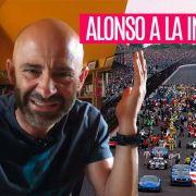 Ay, si Alonso gana en Indianápolis... El Garaje de Lobato