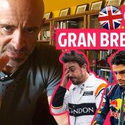 Sobre Silverstone, Alonso y Sainz - El Garaje de Lobato