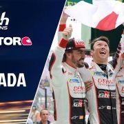 24 horas de Le Mans 2018 – Directo llegada
