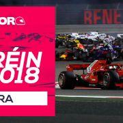GP de Baréin F1 2018 – Directo carrera