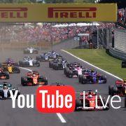 GP de Hungría F1 2017 – Directo carrera