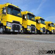 Renault llega al Circuit de Barcelona-Catalunya