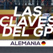 El accidente de Vettel y la victoria de Hamilton  Las Claves del GP de Alemania F1 2018