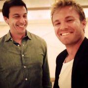 Nico Rosberg renueva su contrato con Mercedes