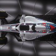 Williams FW41, la creación de Paddy Lowe