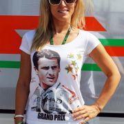 Chicas Gran Premio de Hungría F1 2013