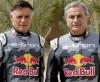 Carlos Sainz y Lucas Cruz estrenan los colores de Audi para el Dakar 2022 - SoyMotor.com