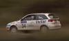 Surrealismo en el WRC (VIII): Ferrán Font se estrelló en China contra un coche de la organización... ¡que iba en dirección contraria!