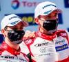 Robert Kubica volvió a subir a lo más alto del podio en circuito - SoyMotor.com