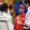 Hamilton y Wolff, ¿la pareja que salvará a Ferrari? - SoyMotor.com