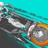 TÉCNICA: el funcionamiento de los frenos en el GP de Abu Dabi F1 2020