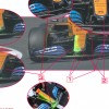 TÉCNICA: las novedades del GP de la Toscana F1 2020