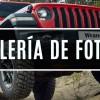 Jeep Renegade, Cherokee y Wrangler 2019: arena, asfalto y roca
