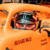 FOTOS: el filming day de McLaren con el MCL35 en Barcelona - SoyMotor.com