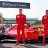 FOTOS: el test de Schumacher, Ilott y Shwartzman con el Ferrari SF71H en Fiorano - SoyMotor.com