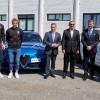 Alfa Romeo entrega sus coches al Valencia CF - SoyMotor.com