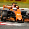 Alonso durante el GP de España 2017 - SoyMotor.com