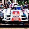 Audi R18 e-Tron durante las inspecciones previas a la carrera - LaF1
