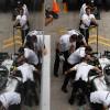 Valtteri Bottas y Lewis Hamilton en Interlagos - SoyMotor.com