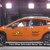 Ocho modelos reciben la máxima calificación EuroNCAP: lidera Subaru