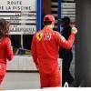 Charles Leclerc tras su eliminación en la Q1 del GP de Mónaco F1 2019 - SoyMotor