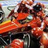 Pit stop de Fernando Alonso en Marina Bay - LaF1