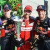 Vettel, Kvyat y Ricciardo han sido los protagonistas de una carrera espectacular - LaF1