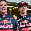 Jos y Max Verstappen en Austin - SoyMotor.com