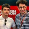 """Leclerc, enamorado de MotoGP tras visitar Mugello: """"Quiero probar"""" - SoyMotor.com"""