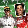 Hamilton impide el alirón a Rosberg; Alonso y Sainz no puntúan - SoyMotor.com