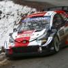 Rally Montecarlo 2021: Evans emerge ante el pinchazo de Ogier - SoyMotor.com