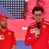 Ferrari ha ofrecido la renovación a Vettel, según prensa italiana - SoyMotor.com