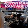 Aston Martin Vantage DTM, tour con Dani Juncadella
